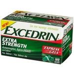 Excedrin Express Gels