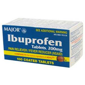 Major Ibuprofen