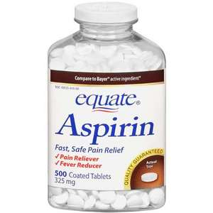 Equate Aspirin