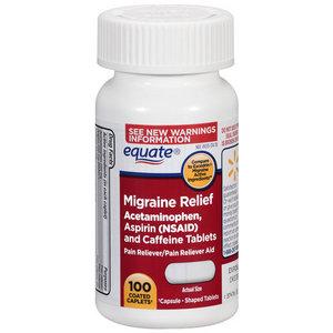 Equate Migraine Pain Reliever