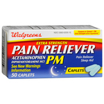 Walgreens Extra Strength PM Pain Reliever/Sleep Aid