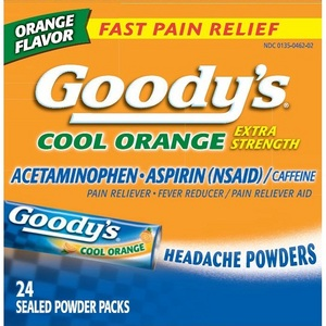 Goody's Cool Orange