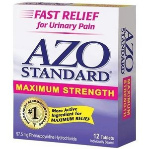 AZO Standard Maximum Strength