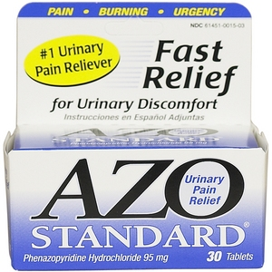 Can I Give My Dog Azo Standard