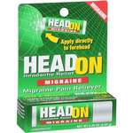 HeadOn Migraine Pain Reliever
