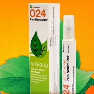 Swissmedic 024 Fibromyalgia Pain Reliever