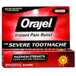 Orajel Severe Toothache Instant Pain Relief