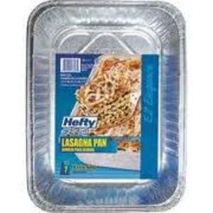 Hefty EZ Foil Lasagna Pan