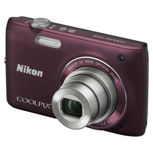 Nikon Coolpix S4100 Digital Camera