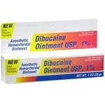 Dibucaine Anesthetic Hemorrhoidal Ointment