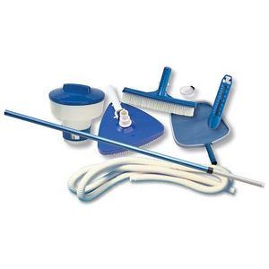 "Heritage Deluxe Pool Maintenance Kit for Pools 42"" To 58"""