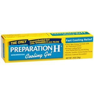 Preparation H Hemorrhoidal Cooling Gel