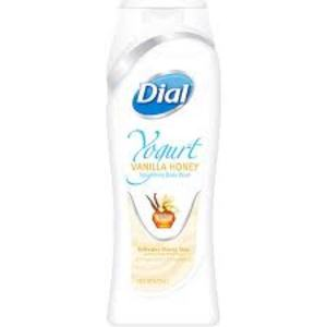 Dial Yogurt Vanilla Honey Nourishing Body Wash