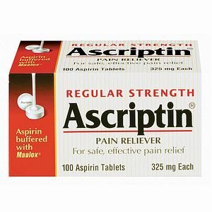 Ascriptin Pain Reliever