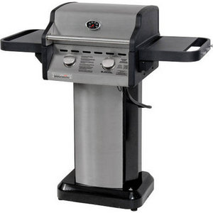 Brinkmann Portico Collection Gas Grill 810-3260-SB