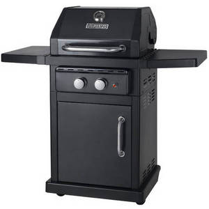 Master Forge Small Space Propane Gas Grill MFA350CNP