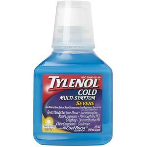 Tylenol Cold Multi-Symptom Severe