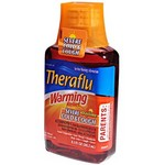 TheraFlu Warming Relief Daytime Severe Cold & Cough Syrup