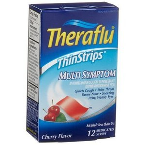 TheraFlu ThinStrips Multi-Symptom Cough Suppressant