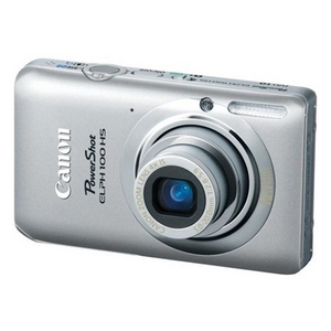 Canon PowerShot Elph 100 HS Digital Camera