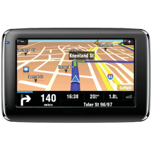 """Sylvania 4.3"""" Touchscreen GPS Navigator"""