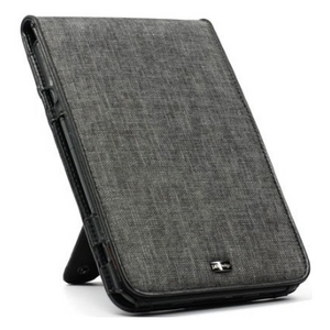 JAVOedge Charcoal Flip Case for the Amazon Kindle 3