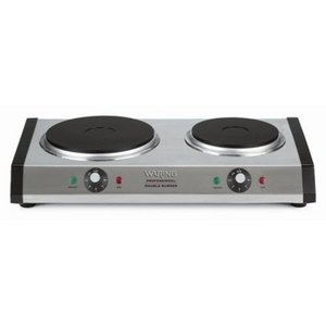 Waring Portable Double Burner