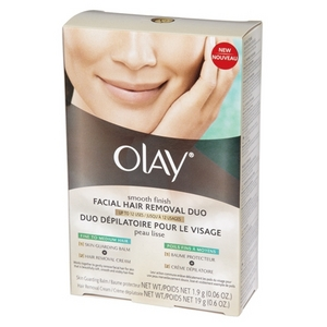 Olay Smooth Finish Facial Hair Removal Duo Kit
