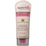 Aveeno Natural Protection Sunblock Lotion SPF 30