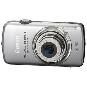 Canon - PowerShot SD980 IS / Digital IXUS 200 IS Digital Camera