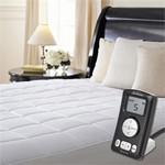 Sunbeam Slumber Rest Premium Heated Mattress Pad