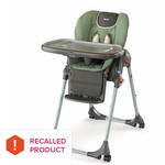 Chicco Polly Double-Pad High Chair