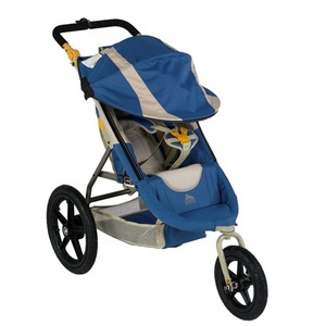 Kelty Speedster Swivel Deluxe Single Jogging Stroller
