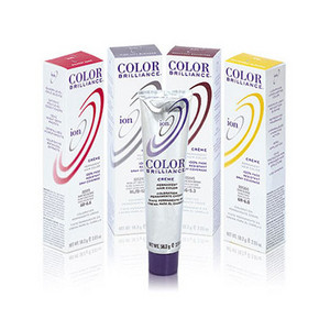 Ion Color Brilliance Liquid Permanent Hair Color