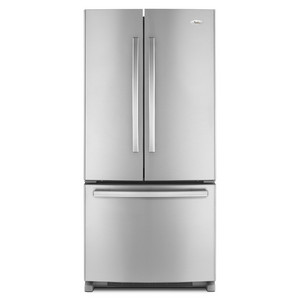 Whirlpool Gold French Door Bottom-Freezer Refrigerator
