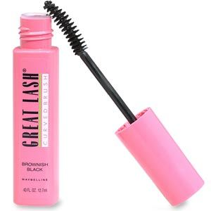 Maybelline Great Lash Washable Curved Brush Mascara