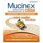 Mucinex Cough Mini-Melts for Kids