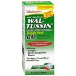Walgreens Wal-Tussin Adult Non-Drowsy Cough and Chest Congestion DM Max