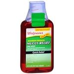 Walgreens Mucus Relief DM Max Liquid