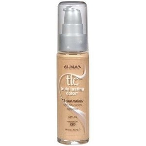 Almay Truly Lasting Color Liquid Makeup