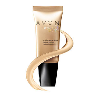 Avon MagiX Cashmere Finish Liquid Foundation SPF 10