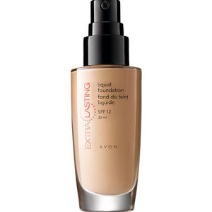 Avon ExtraLasting Liquid Foundation SPF 12