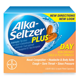 Alka-Seltzer Plus Day Non-Drowsy Cold & Flu