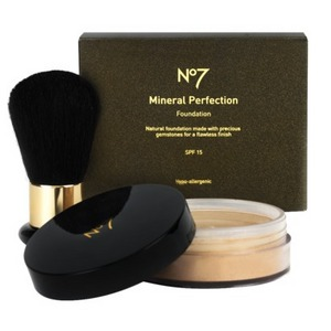 Boots No7 Mineral Perfection Foundation