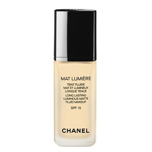 Chanel Lumiere Long Lasting Luminous Matte Fluid Makeup SPF 15