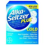 Alka-Seltzer Plus Sparkling Original Cold Formula