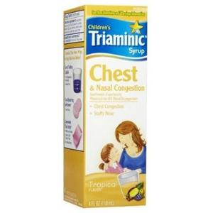 Triaminic Chest & Nasal Congestion