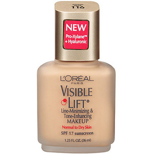 L'Oreal Visible Lift Line-Minimizing & Tone-Enhancing Makeup