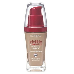 L'Oreal Infallible Advanced Never Fail Makeup