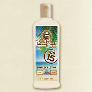 Panama Jack Waterproof Sunblock Lotion SPF 15